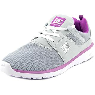 DC Shoes Women's Heathrow Basic Textile Athletic Shoes