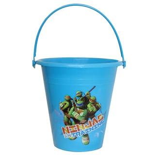 Midwest Glove TM8K Kids Plastic Ninja Turtles Gardening Bucket