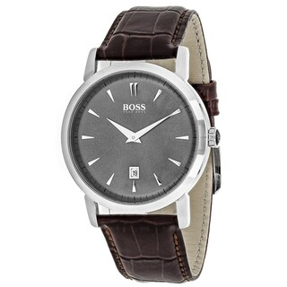 Hugo boss Men's 1513090 Slim ultra Watches