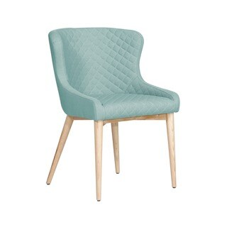 Aurelle Home Carol MID CENTURY Modern Dining Chair (Set of 2)