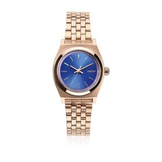 Nixon Women's A399-1748 Time Teller Blue Watch