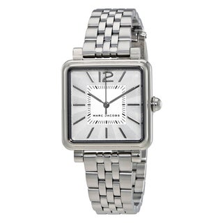 Marc Jacobs Women's MJ3461 Vic Silver Watch