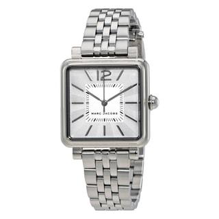 Marc Jacobs Women's MJ3461 Vic Silver Watch