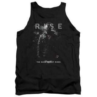 Dark Knight Rises/Bane Rise Adult Tank in Black
