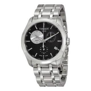 Tissot Men's T0354391105100 Couturier Black Watch