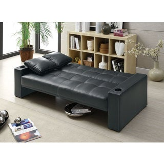 Coaster Company Black Sofa Bed