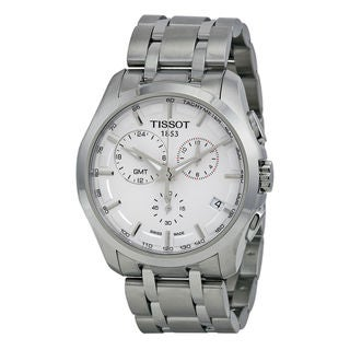Tissot Men's T0354391103100 Couturier Silver Watch