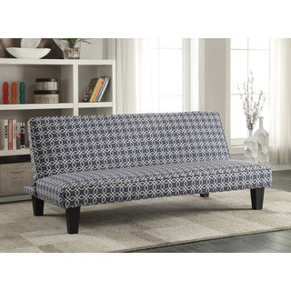 Coaster Company Trellis Patterned Sofa Bed
