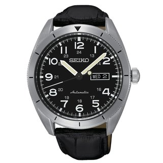 Seiko Men's SRP715K1 Automatic Black Watch