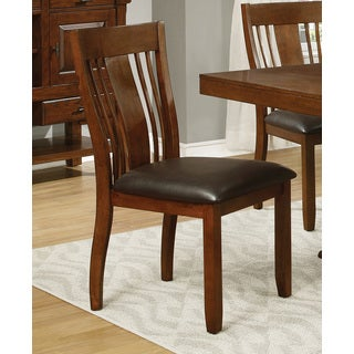 Coaster Company Abrams Truffle Dining Chair (Set of 2)