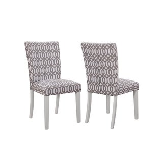 Coaster White Dining Chair