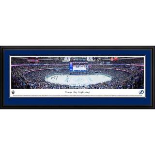 Blakeway Panoramas Tampa Bay Lightning Framed NHL Print