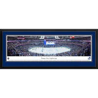 Blakeway Panoramas Tampa Bay Lightning Framed NHL Print