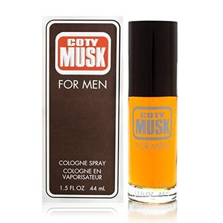Coty Musk Men's 1.5-ounce Cologne Spray