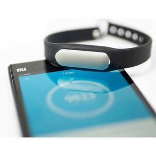 EtcBuys Fitness Activity Band Smart Bracelet LED Light for Android / iOS Phone