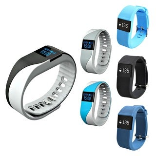 Bluetooth Fitness Activity Tracker With Heart Rate Monitor (2 options available)
