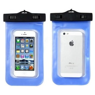 EtcBuys Waterproof Cell Phone/Smartphone Device Protection Water Bags (2-pack)