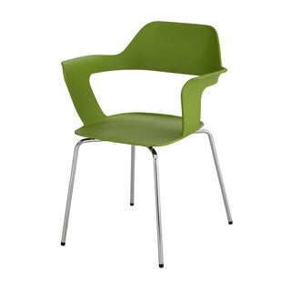 Safco Bandi Polypropylene/Steel Stack Chair
