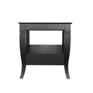 Avanity Milano 30-inch Black Finish Vanity Only