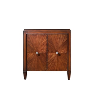 Avanity Brentwood 31-inch New Walnut Finish Vanity Only
