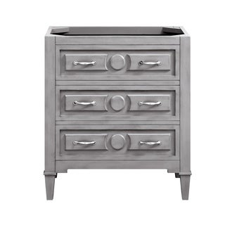 Avanity Kelly 30-inch Grayish Blue Finish Vanity