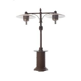 Sunjoy Forge Antique Bronze Aluminum/Steel Patio Heater