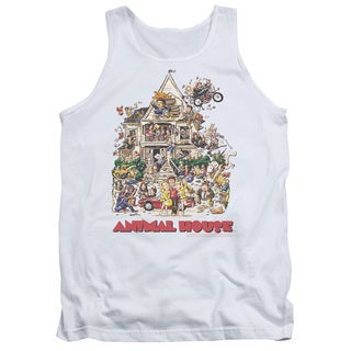 Animal House/Poster Art Adult Tank in White