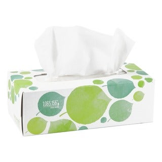 Seventh Gen. 100-percent Recycled 2-ply, 175 Sheet Facial Tissue