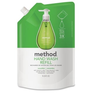 Method Products Cucumber Gel Hand Wash Refill