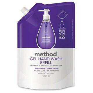 Method Products Fr. Lavender Gel Hand Wash Refill