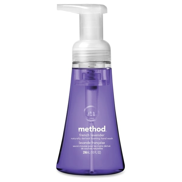 Method Products French Lavender Foaming Hand Wash