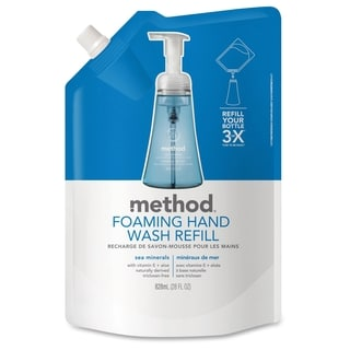 Method Products Sea Minerals Foam Hand Wash Refill