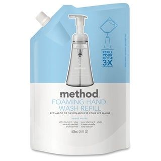 Method Products Sweet Water Foam Hand Wash Refill