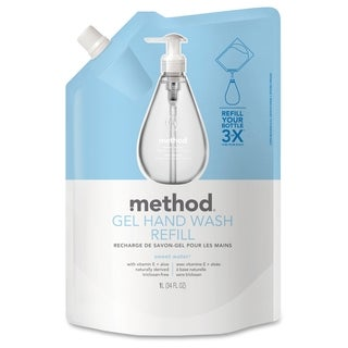Method Products Sweet Water Gel Hand Wash Refill