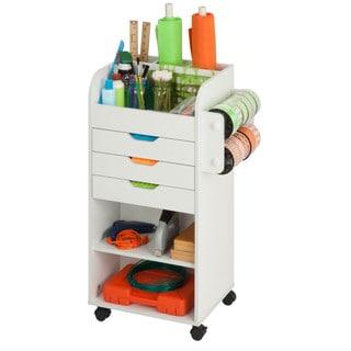 Honey-Can-Do Craft Storage Cart
