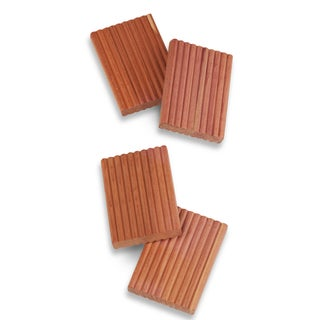 Honey Can Do HNG-03469 Cedar Blocks 4-count