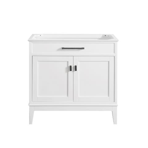 Avanity Madison 36-inch Vanity Only in White