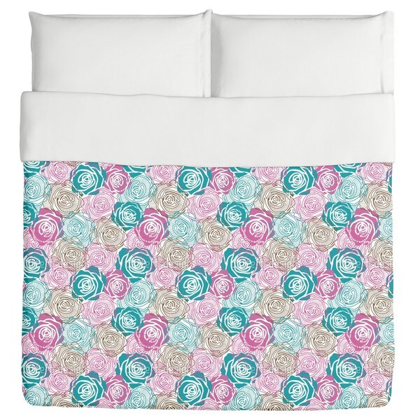 Dreams of Roses Duvet Cover
