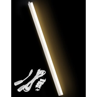 LED Concepts Under Cabinet Warm White 34-inch Linkable T5 Light Bar