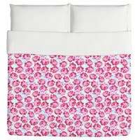 Lovely Rose Duvet Cover