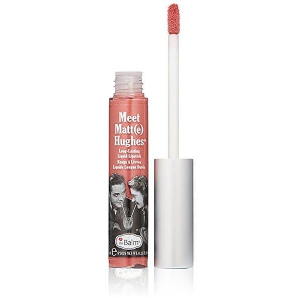 theBalm Meet Matte Hughes Long-Lasting Liquid Lipstick