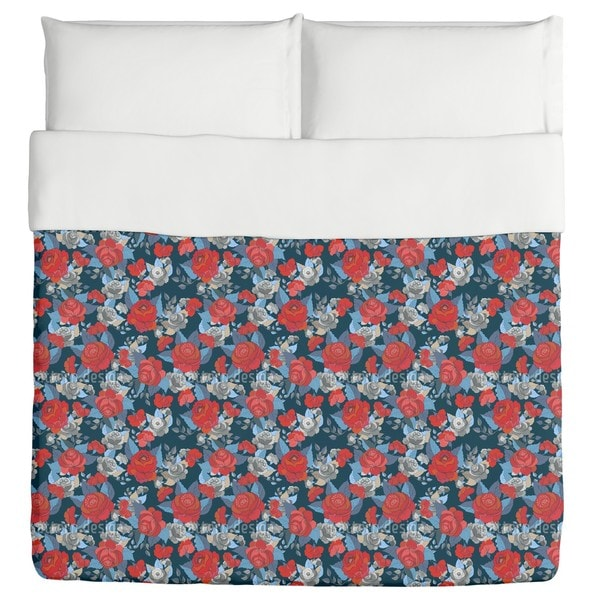 The Rose Collection Duvet Cover
