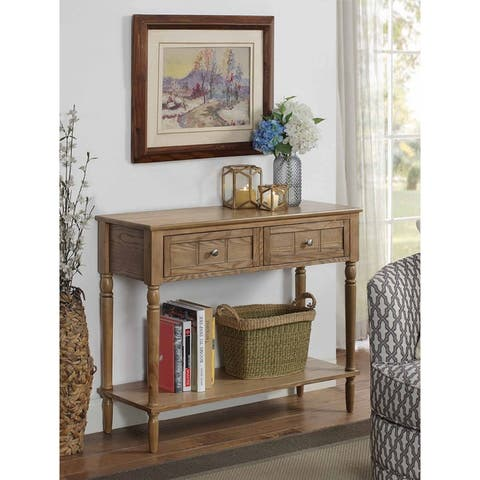 Copper Grove Naftel French Rustic Table