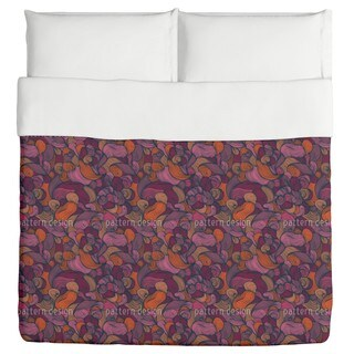 Gorgeous Confusion Duvet Cover