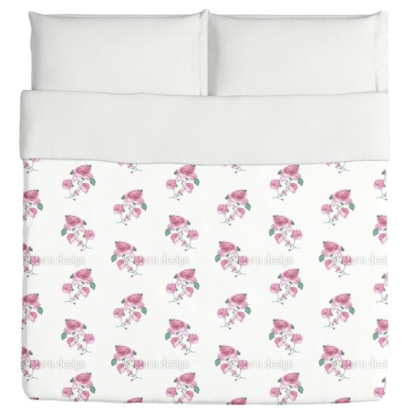 English Tea Roses Duvet Cover