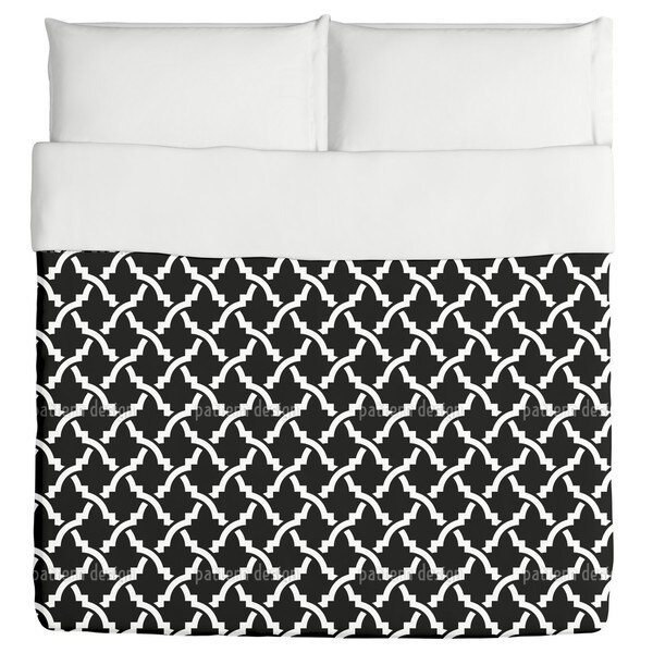 Arabian Days And Nights Duvet Cover