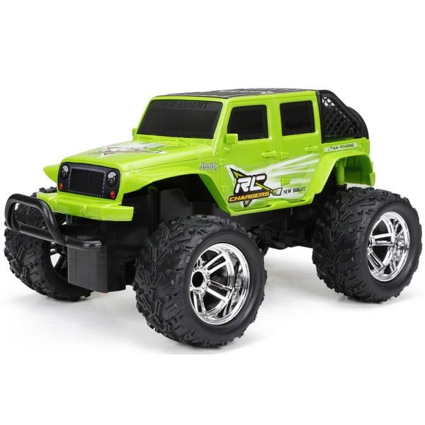 New Bright Full-function Rechargable Jeep Wrangler