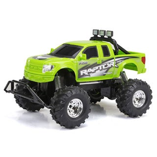 New Bright 1:10 Radio Control Full-function Ford F150 Raptor