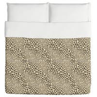 Leopards Want To Be Kissed Duvet Cover