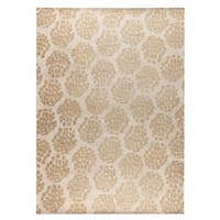 M.A.Trading Hand-woven Midland Beige - 4' x 6'